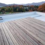 岡山県津山市 木製サッシ